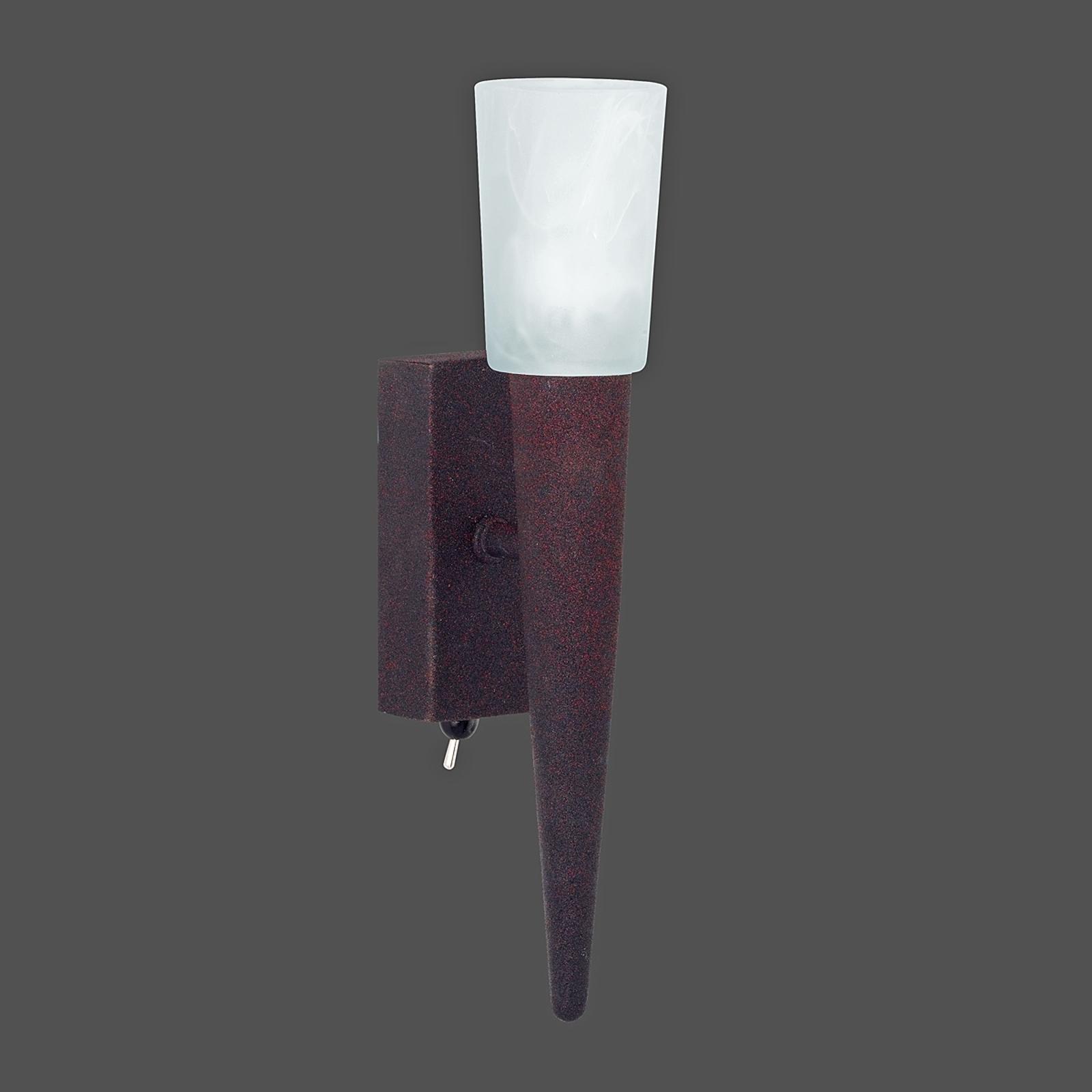 Applique rustico Flame