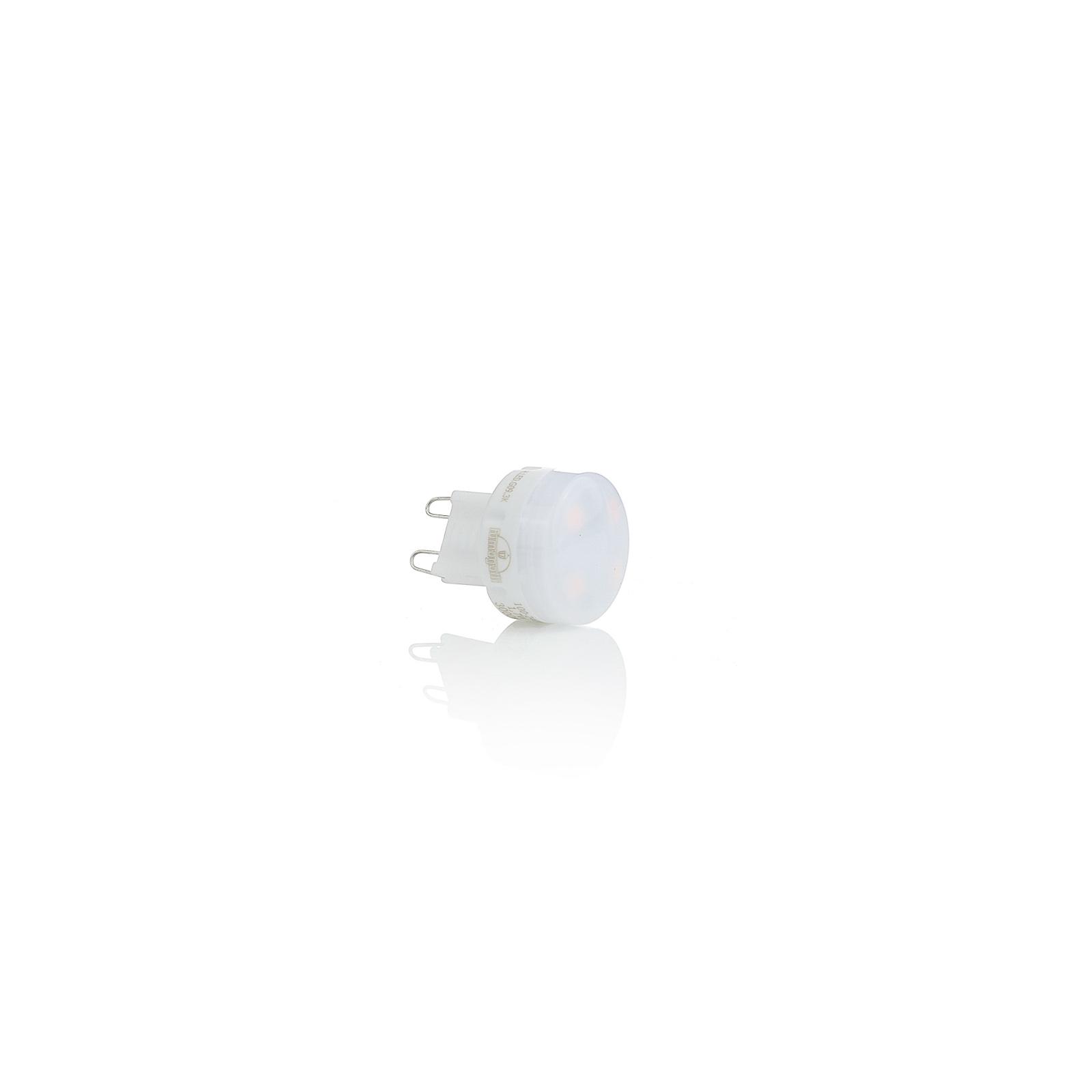 LED-pære G9, 1,7 W, 170 lm, 3000K