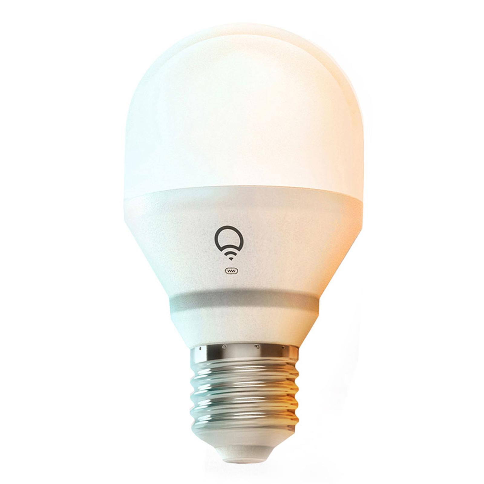 LIFX White to Warm E27 9W 1500-9000K 1000lm, 2er