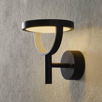 EGLO connect Francari-C LED-utomhusvägglampa