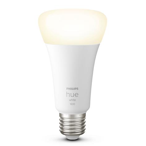 Philips Hue White E27 15,5 W A67 LED 2.700K
