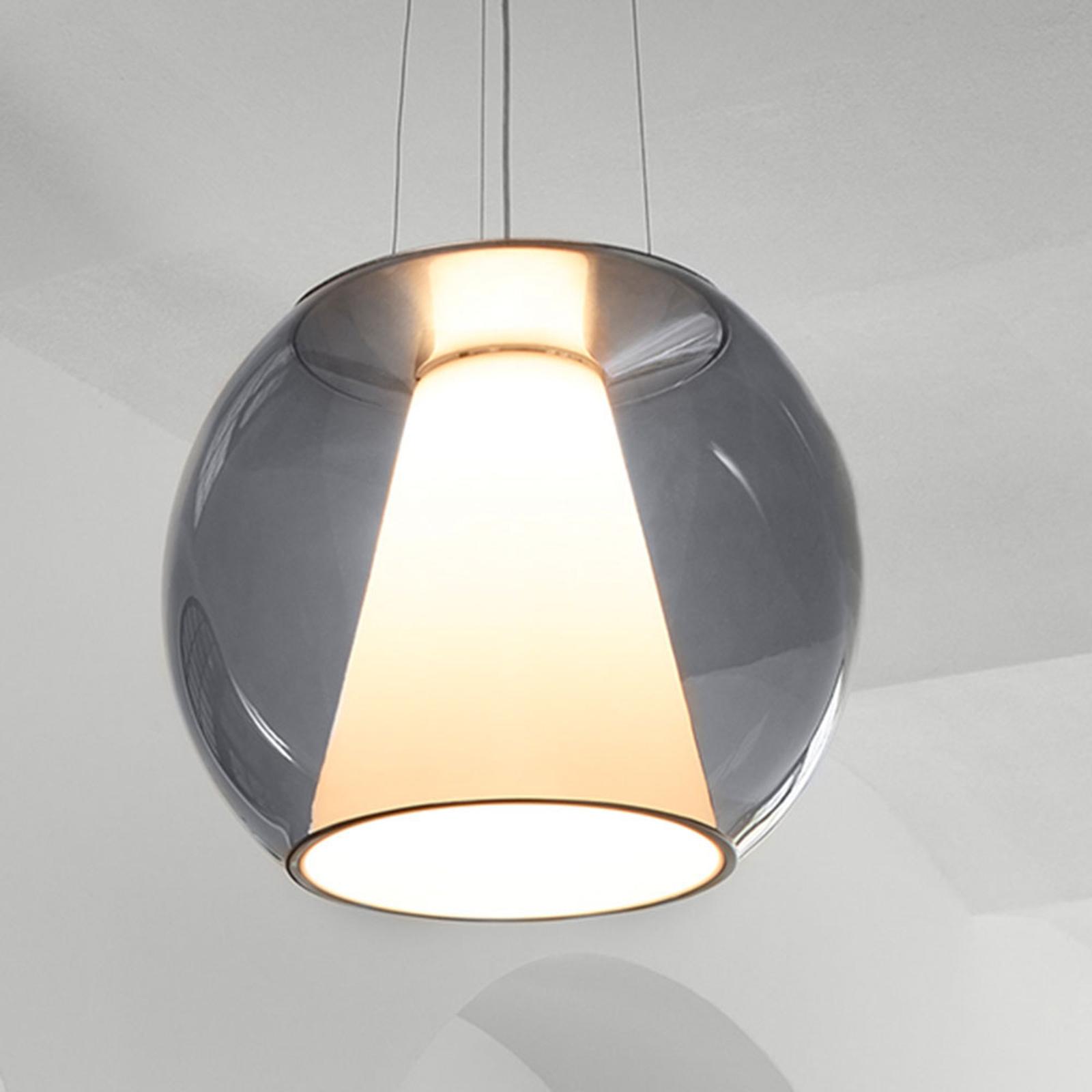 serien.lighting Draft S Hängelampe 927 Triac blau