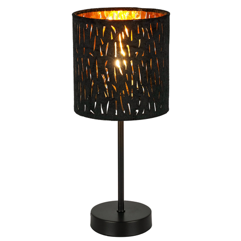 Stolní lampa Tuxon, 1bodová, 35 cm