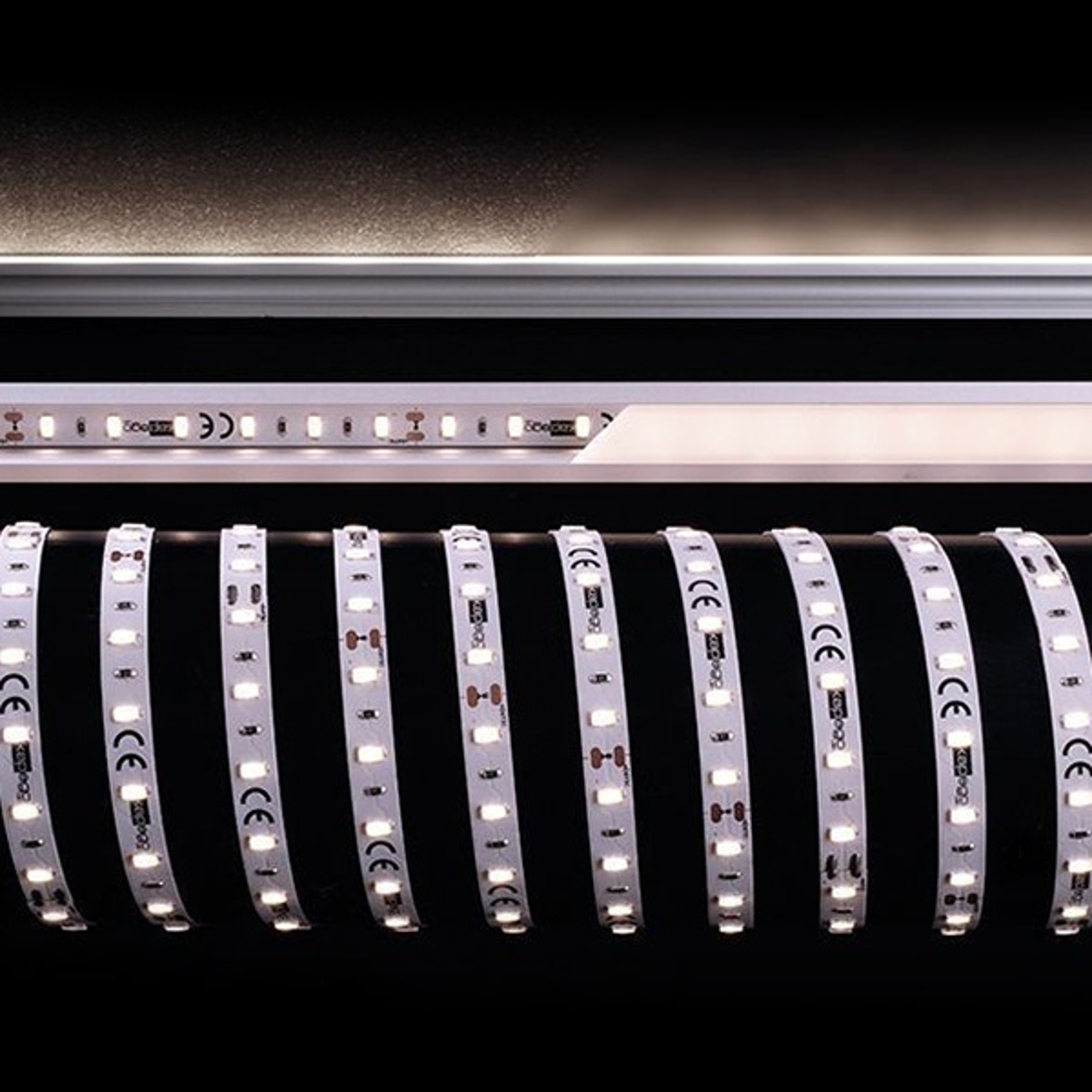 Flexibel LED-list, 85 W 500 x 1 x 0,2 cm 4000K