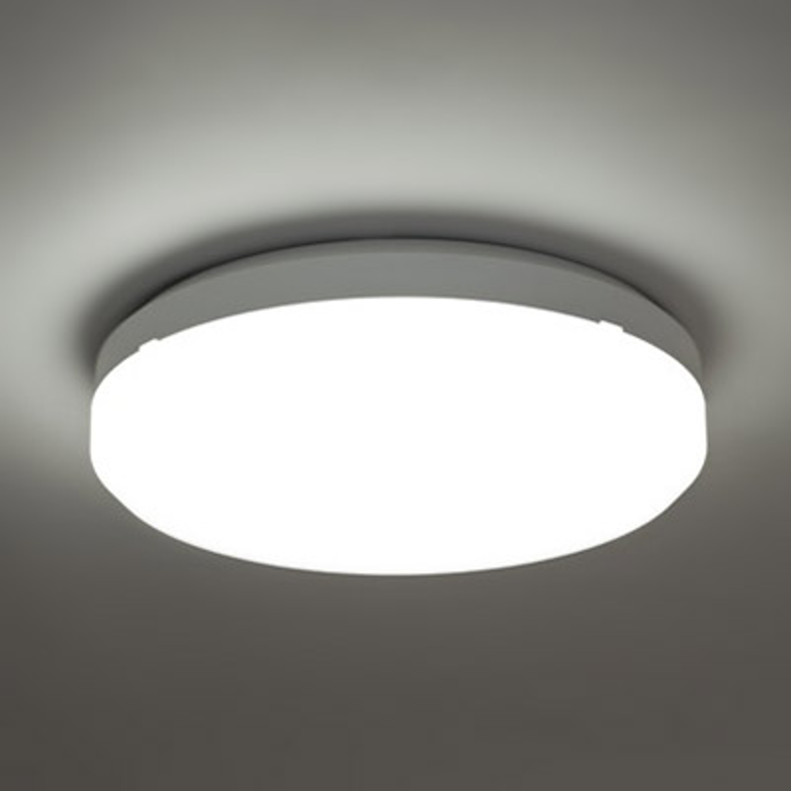 SUN 15 LED-loftlampe IP65 26W 4000 K universalhvid