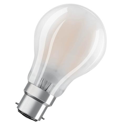 LED lamp B22d 4W, warmwit, 470 lumen