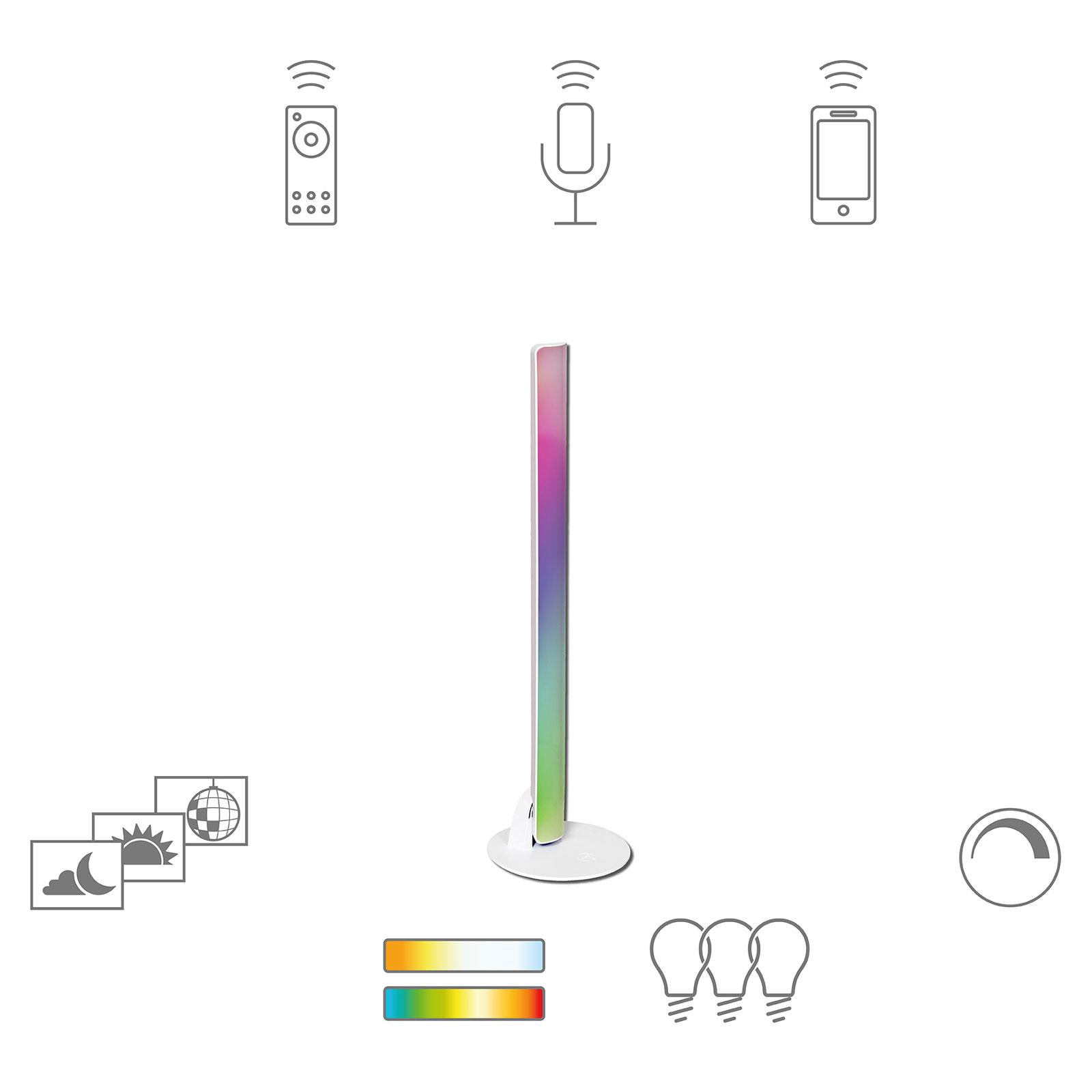 Müller Licht tint LED-Lichtleiste Talpa