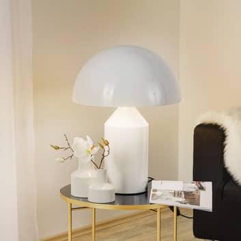 Designerska lampa stołowa ATOLLO ze ściemniaczem