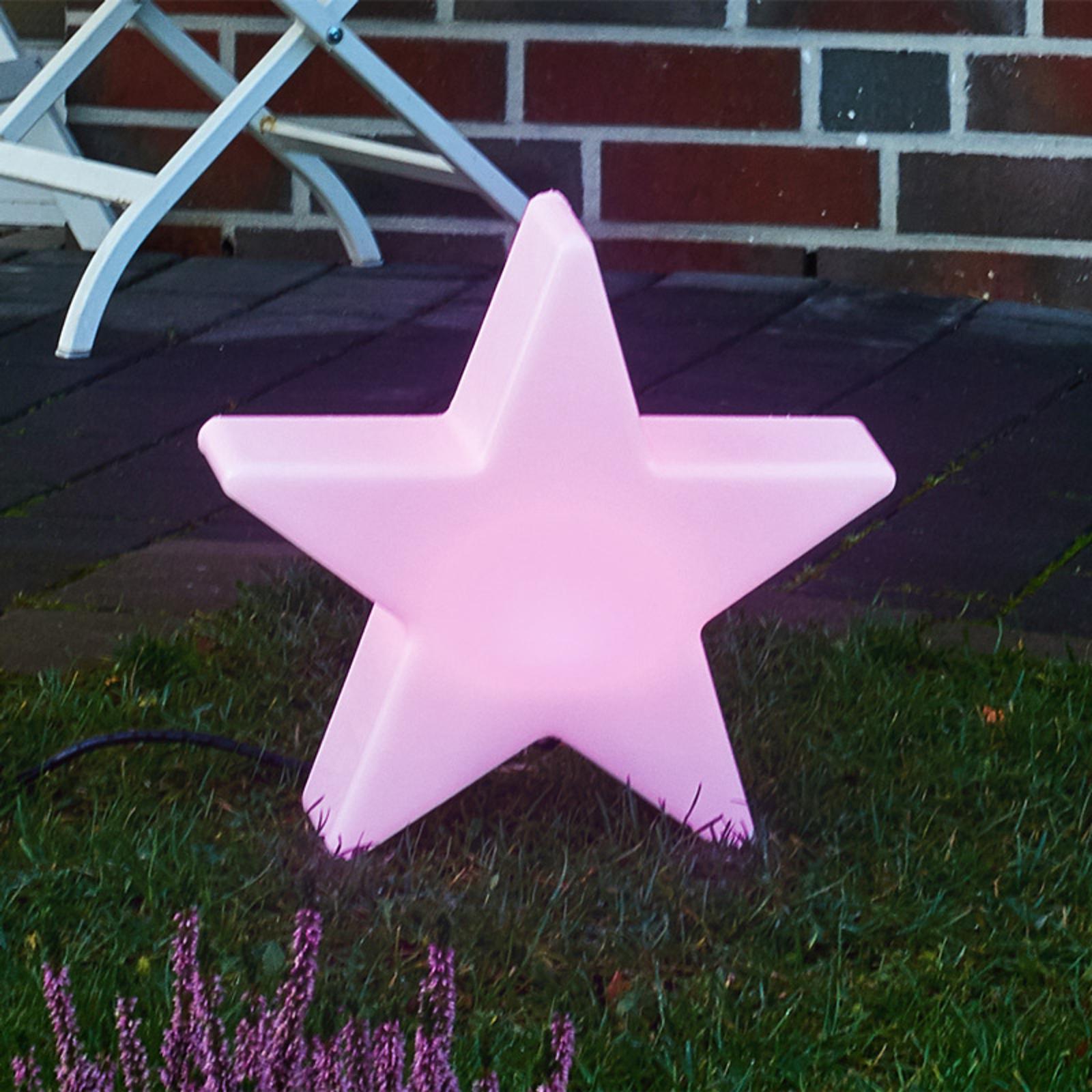 Lampada LED da esterni decorativa Shining Star RGB