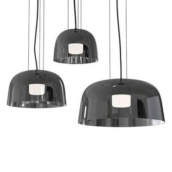 LED-hänglampa ELV, 3000K, DALI