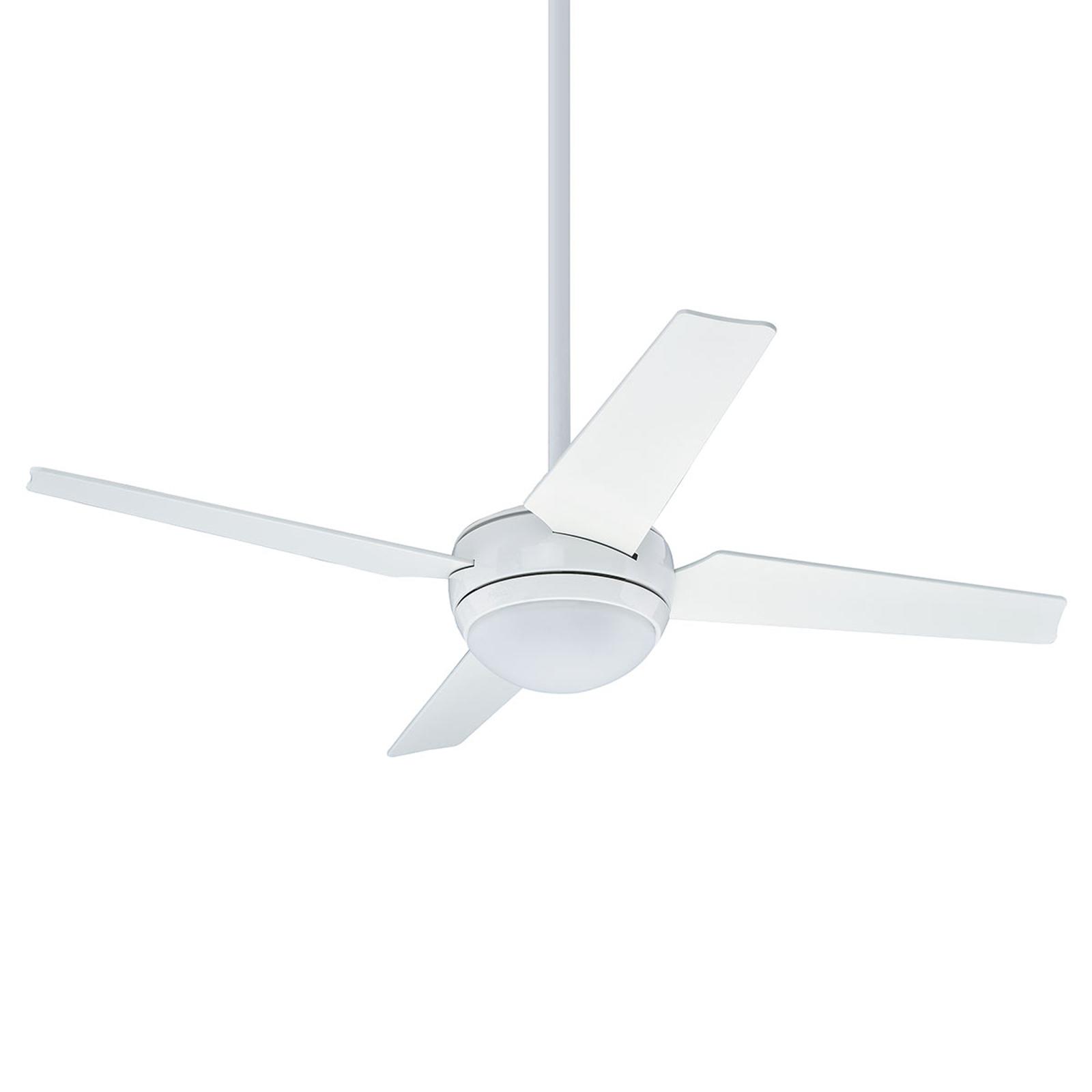 Hunter Sonic ventilateur éclairage, blanc