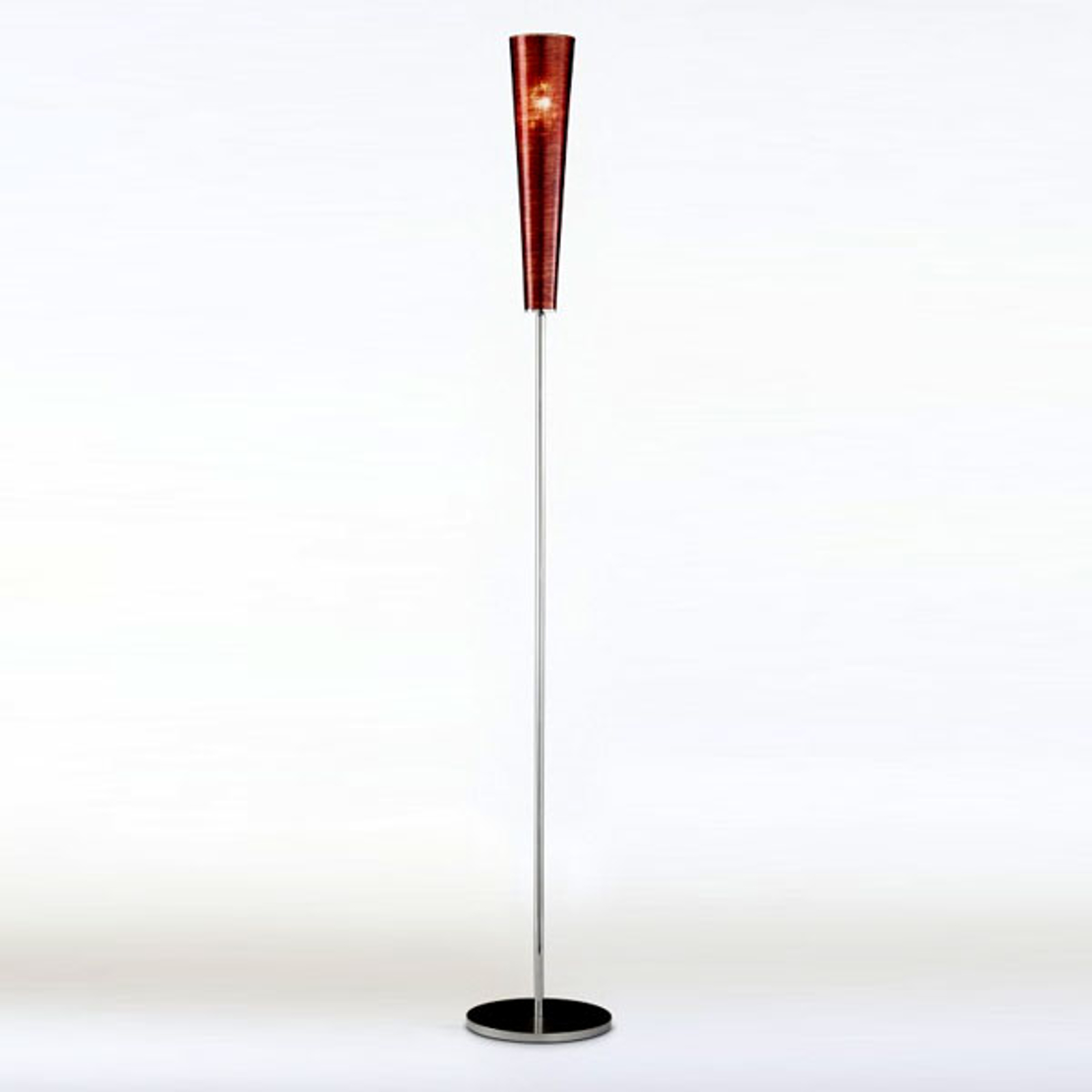 Lampadaire attractif GOLD FIRE
