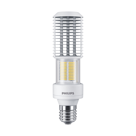 Philips E40 LED-pære TrueForce Road 120 68W 740