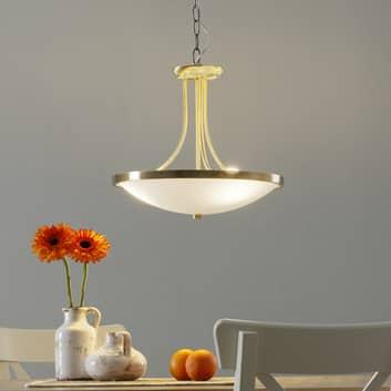 Impresionante lámpara colgante TALYA, 39,5 cm