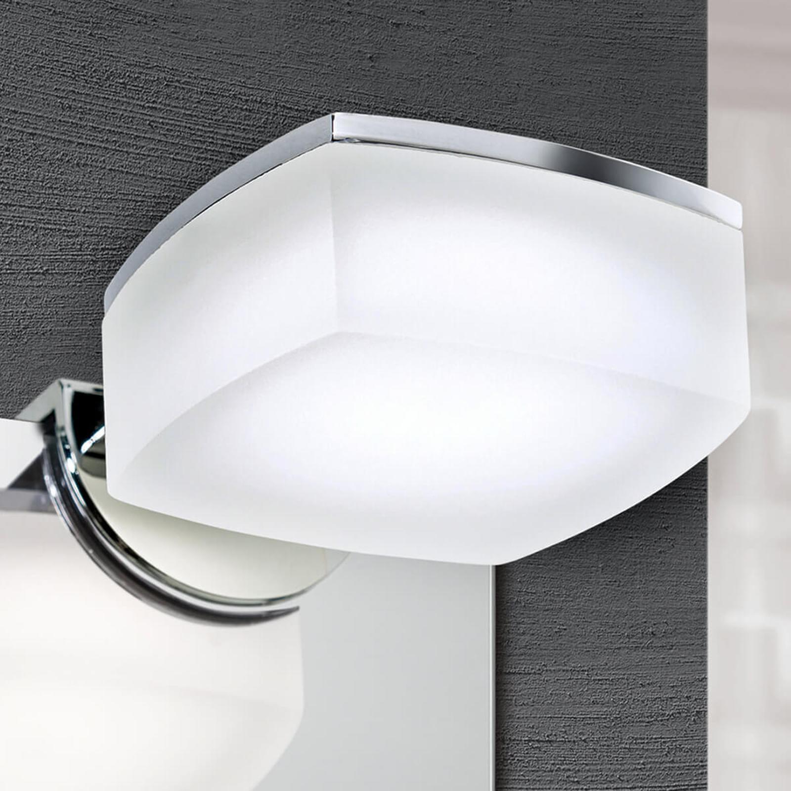 Acquista Lampada LED da specchio Noah IP44, angolare