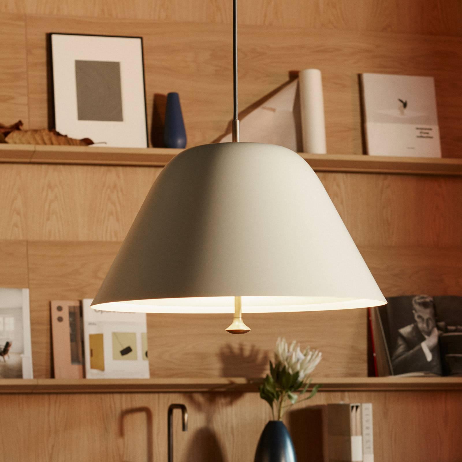 Menu Levitate hanglamp Ø 40 cm lichtgrijs