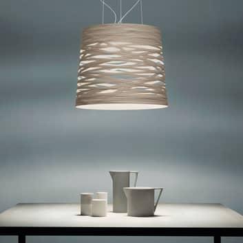 Foscarini Tress grande LED-Hängeleuchte, dimmbar
