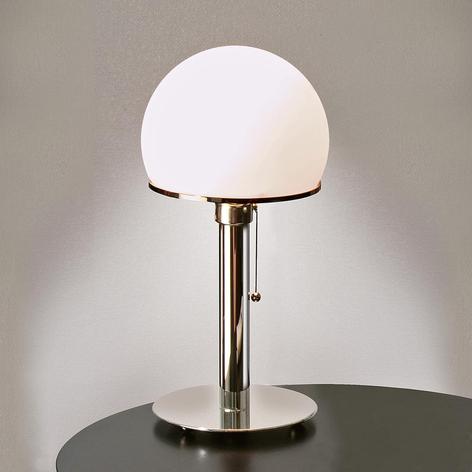 Original Wagenfeld-bordslampa