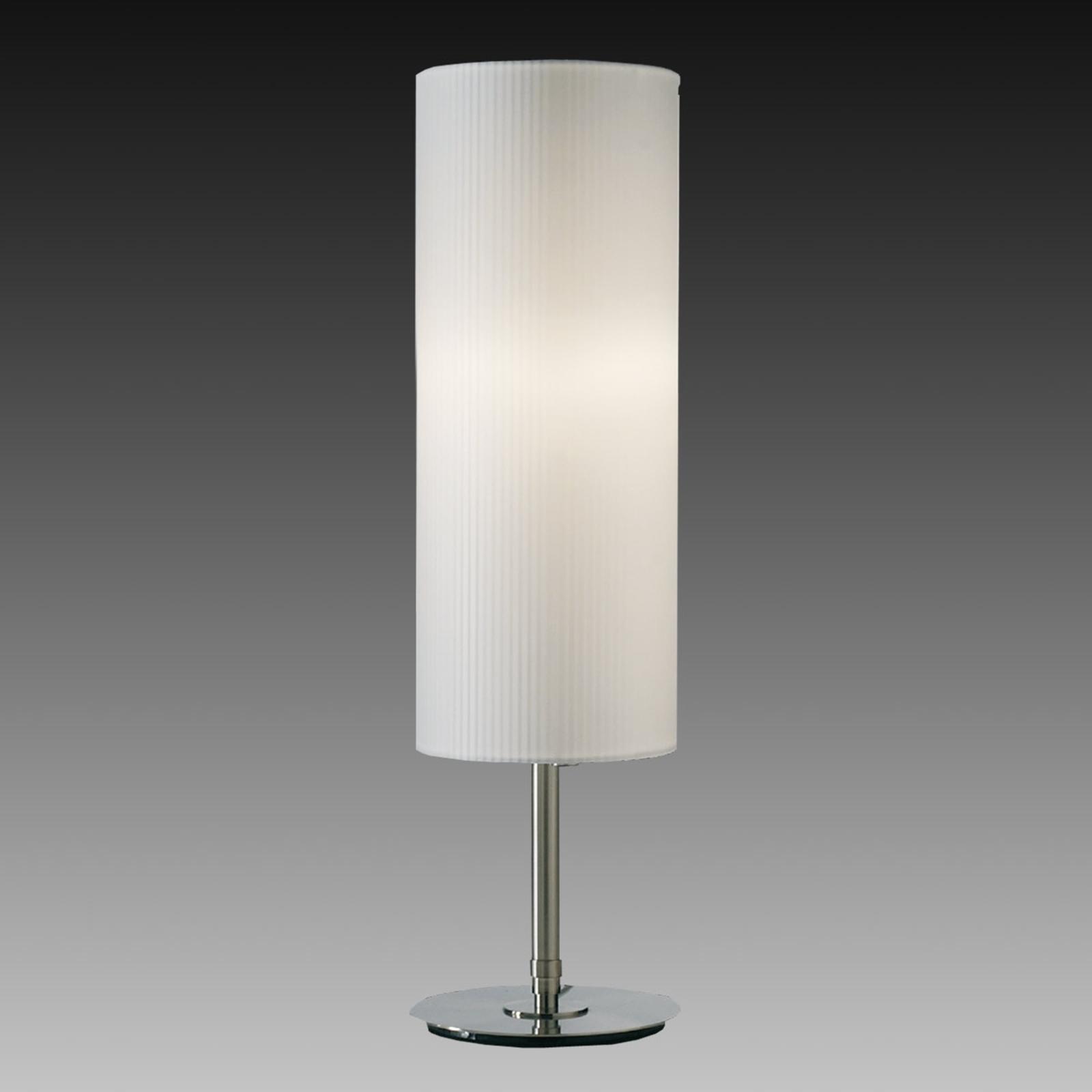 Grote en hoge tafellamp Benito 76 cm