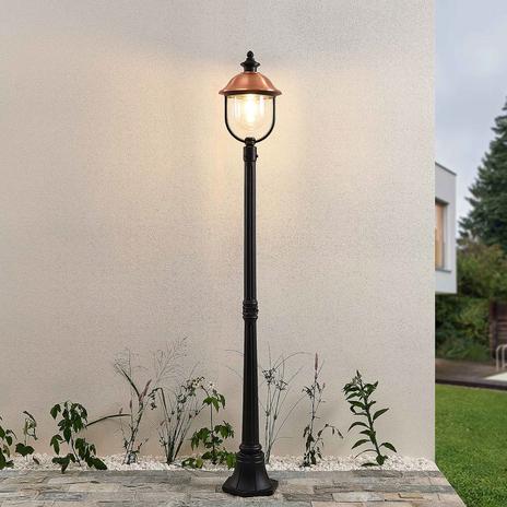 Lindby Clint latarnia ogrodowa
