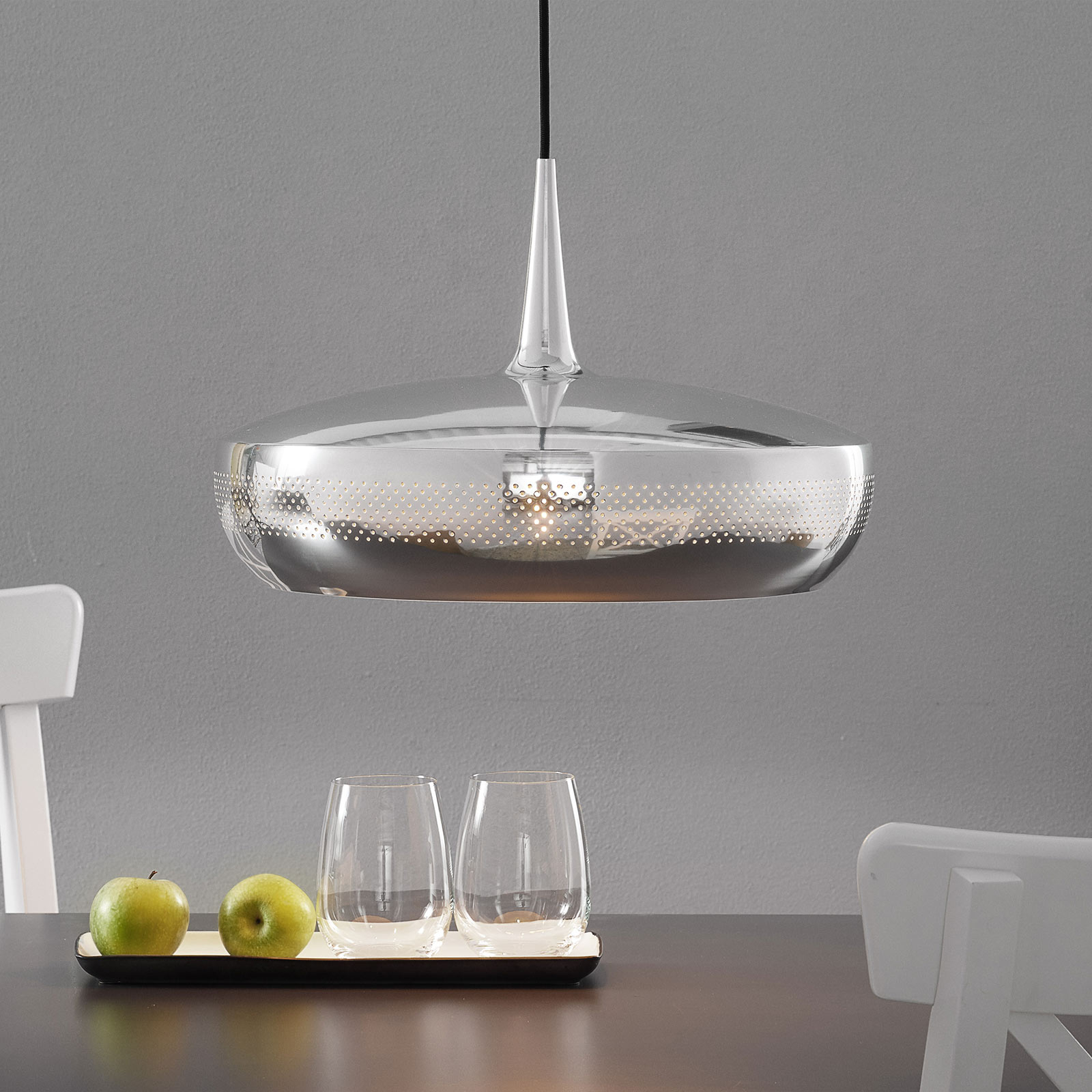 UMAGE Clava Dine hanglamp staal