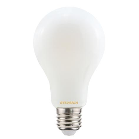 LED lamp E27 ToLEDo RT A70 11,5 827 satijn