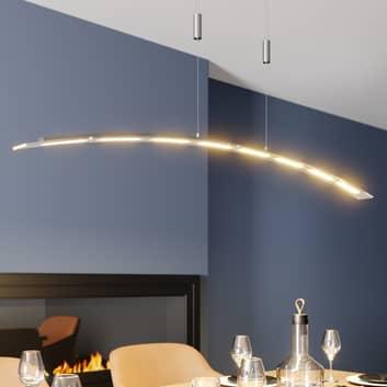 Manon: lámpara colgante LED de altura ajustable
