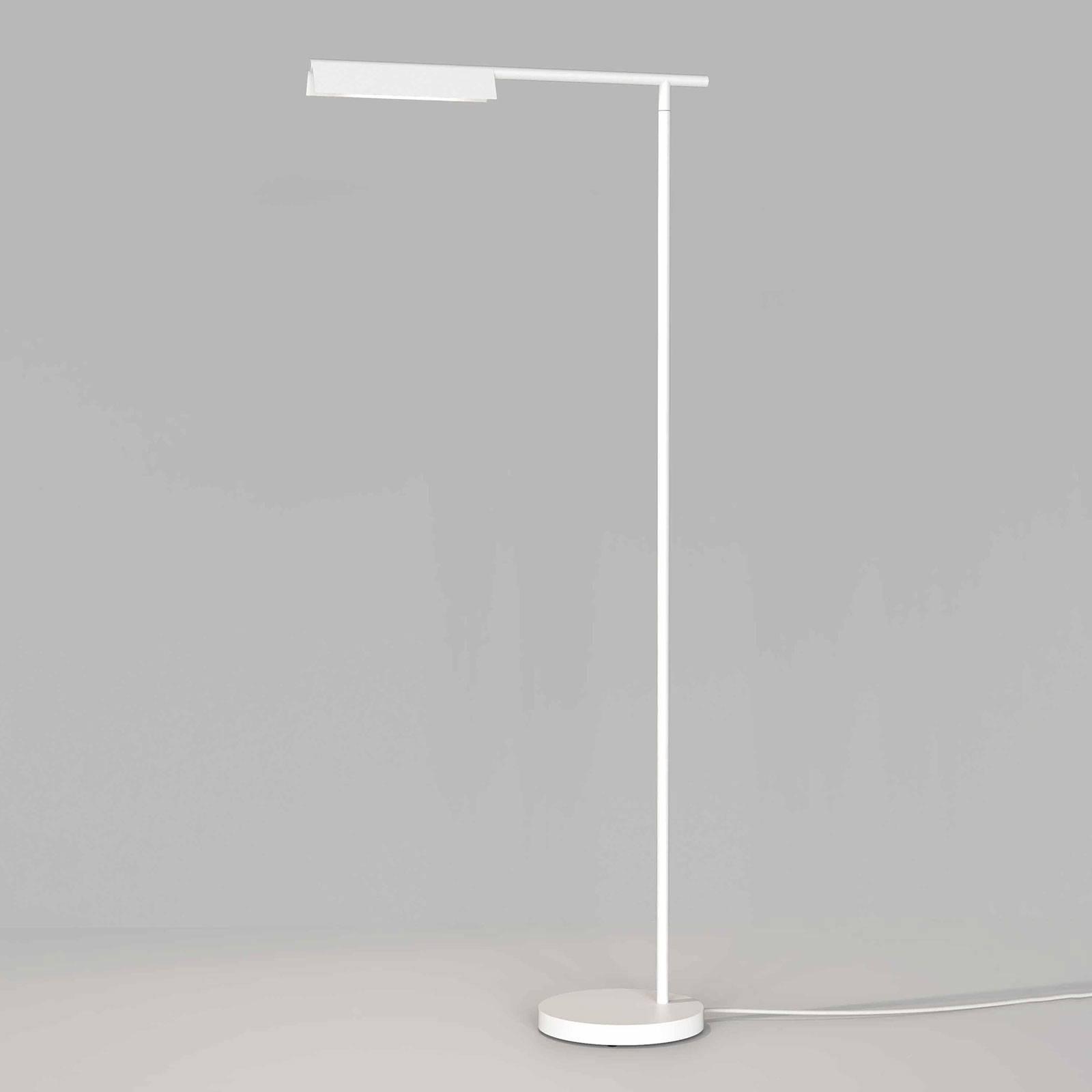 Astro Fold LED-Stehleuchte weiß matt