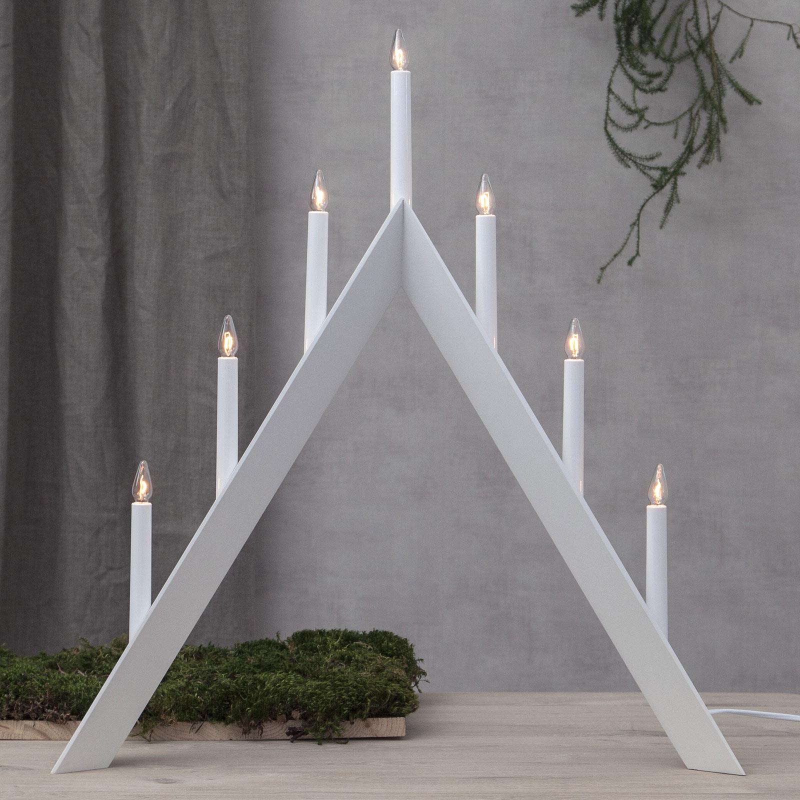 Arrow lysestage, spids, 7 lyskilder