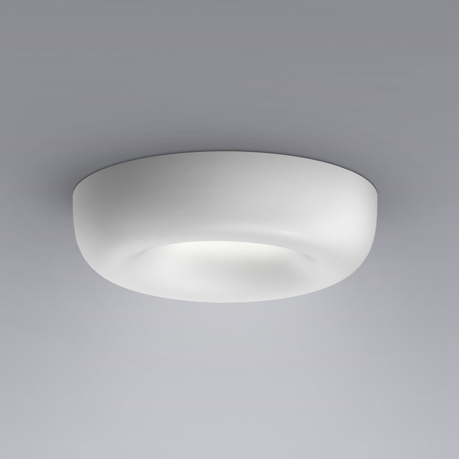 serien.lighting Cavity Recessed S, hvit