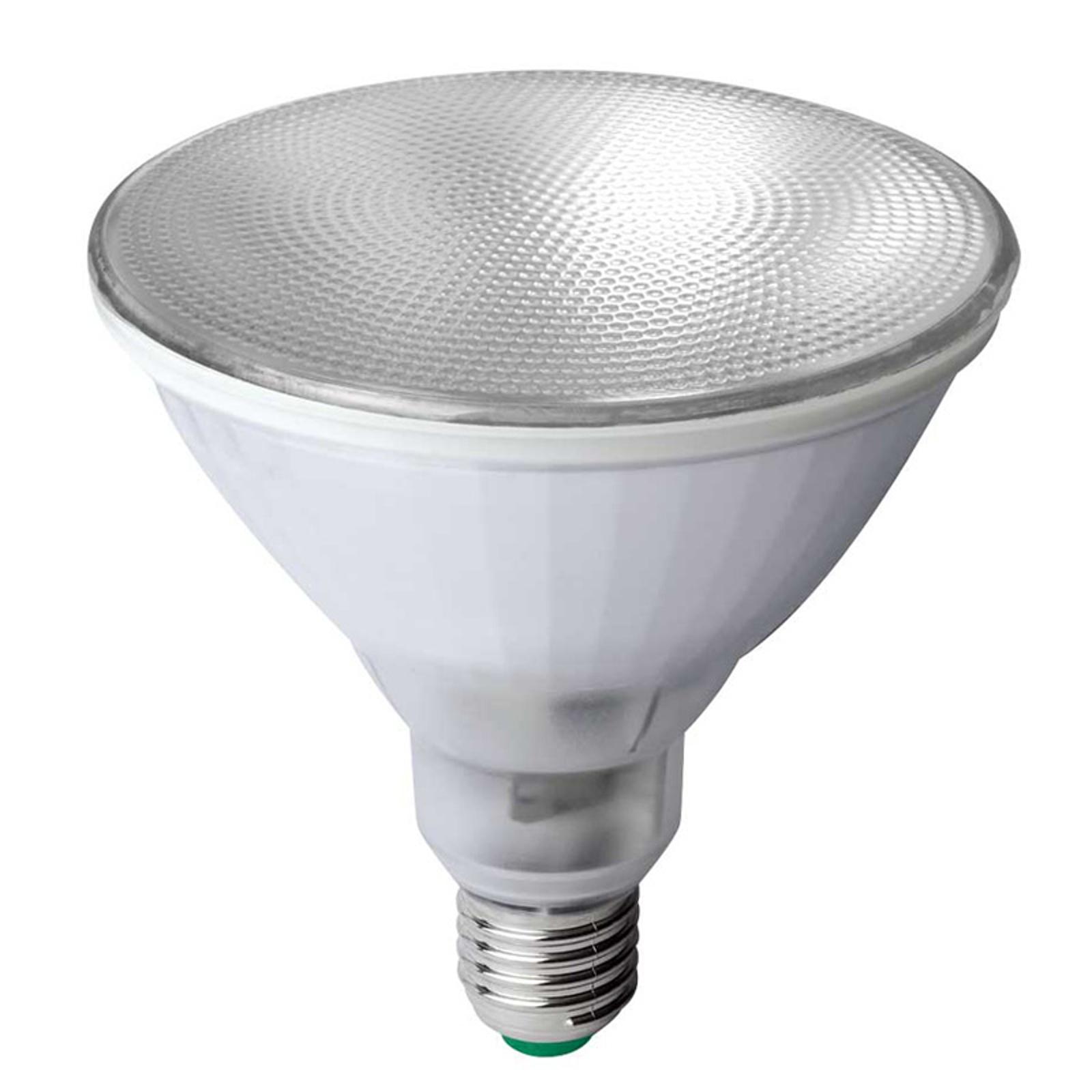 E27 15,5W 828 LED-Reflektorlampe PAR38 35° MEGAMAN