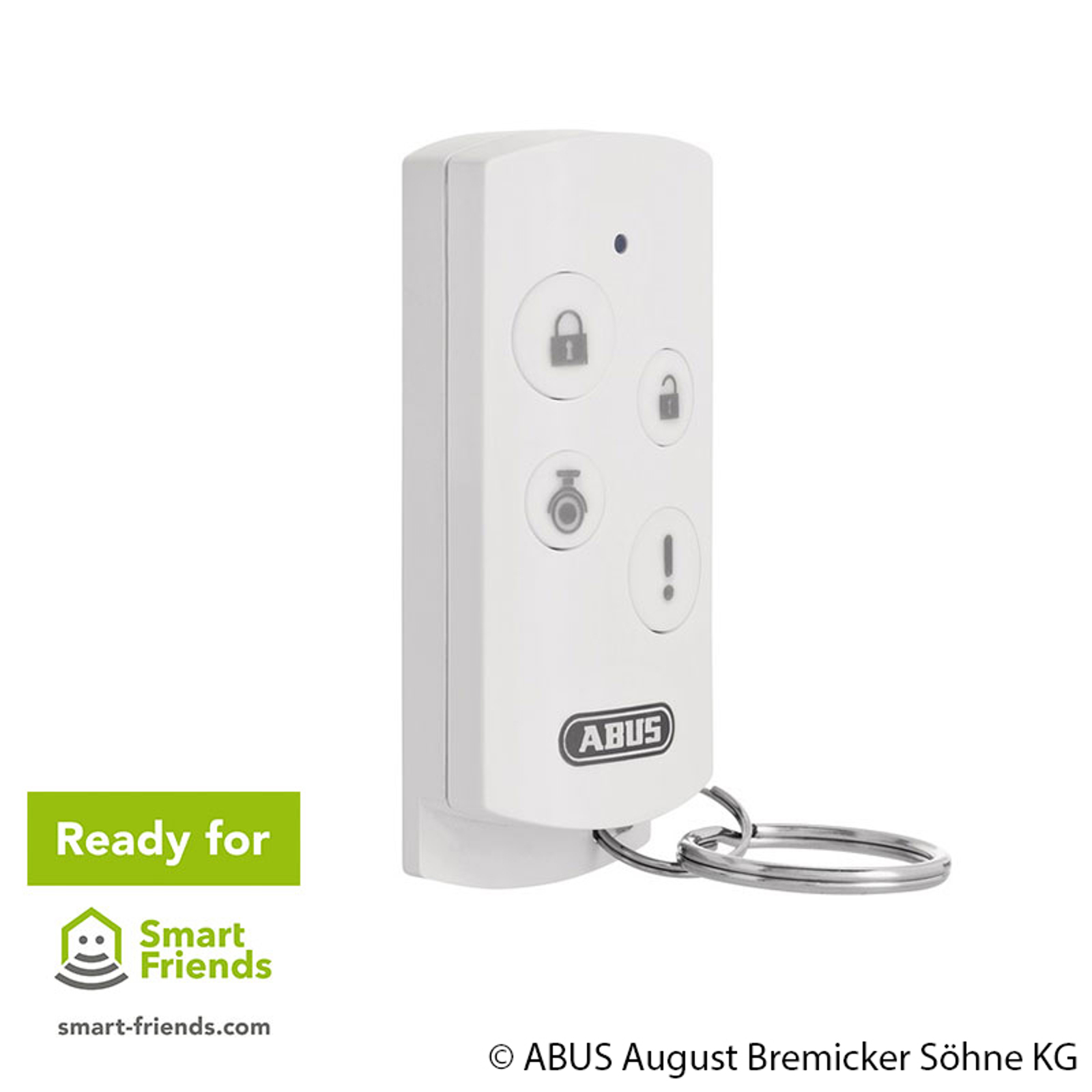ABUS Smartvest télécommande radio