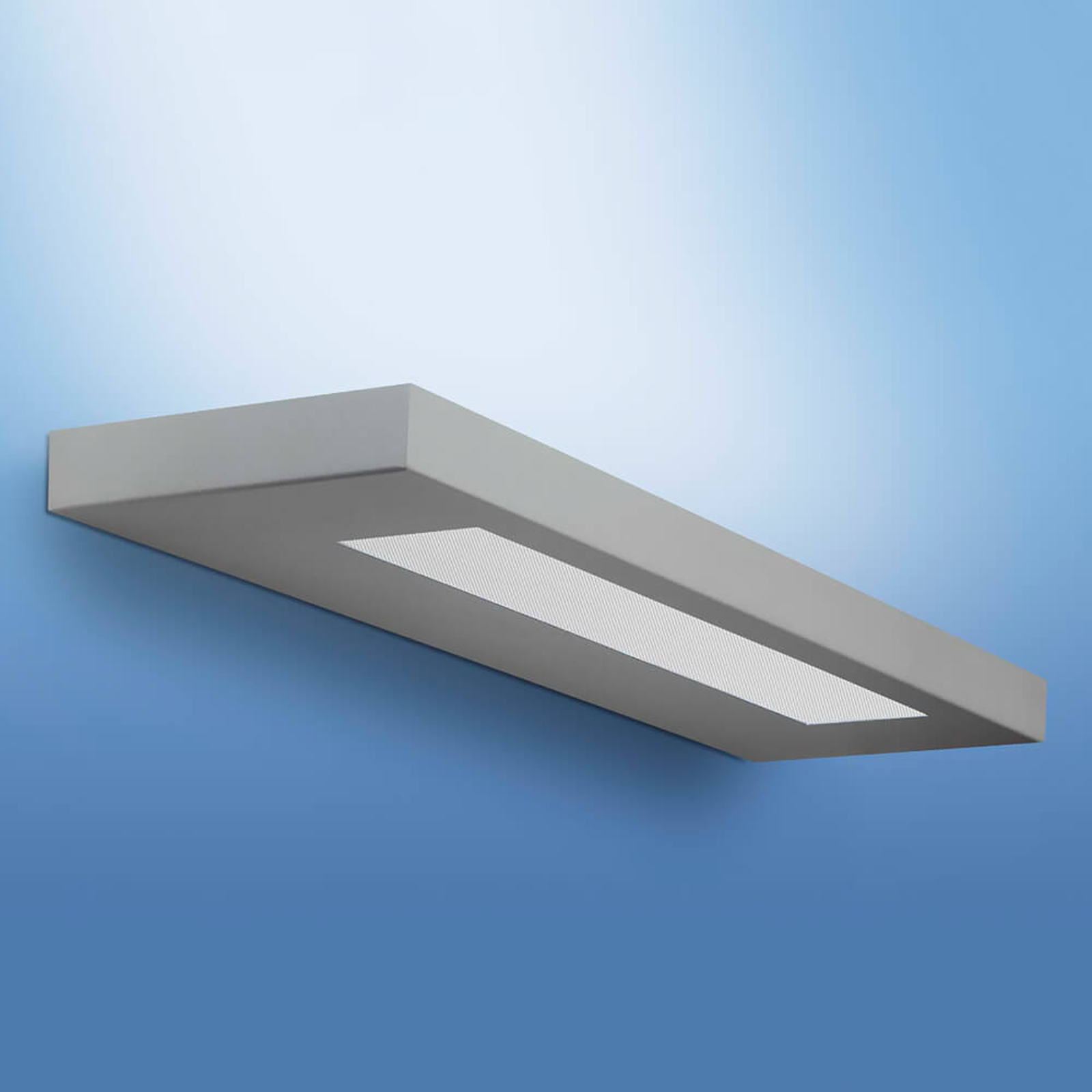 Płaski kinkiet LED CWV do biur itp., 62,1 W