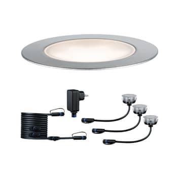 Paulmann Plug & Shine Floor Eco per 3 basis 3000K