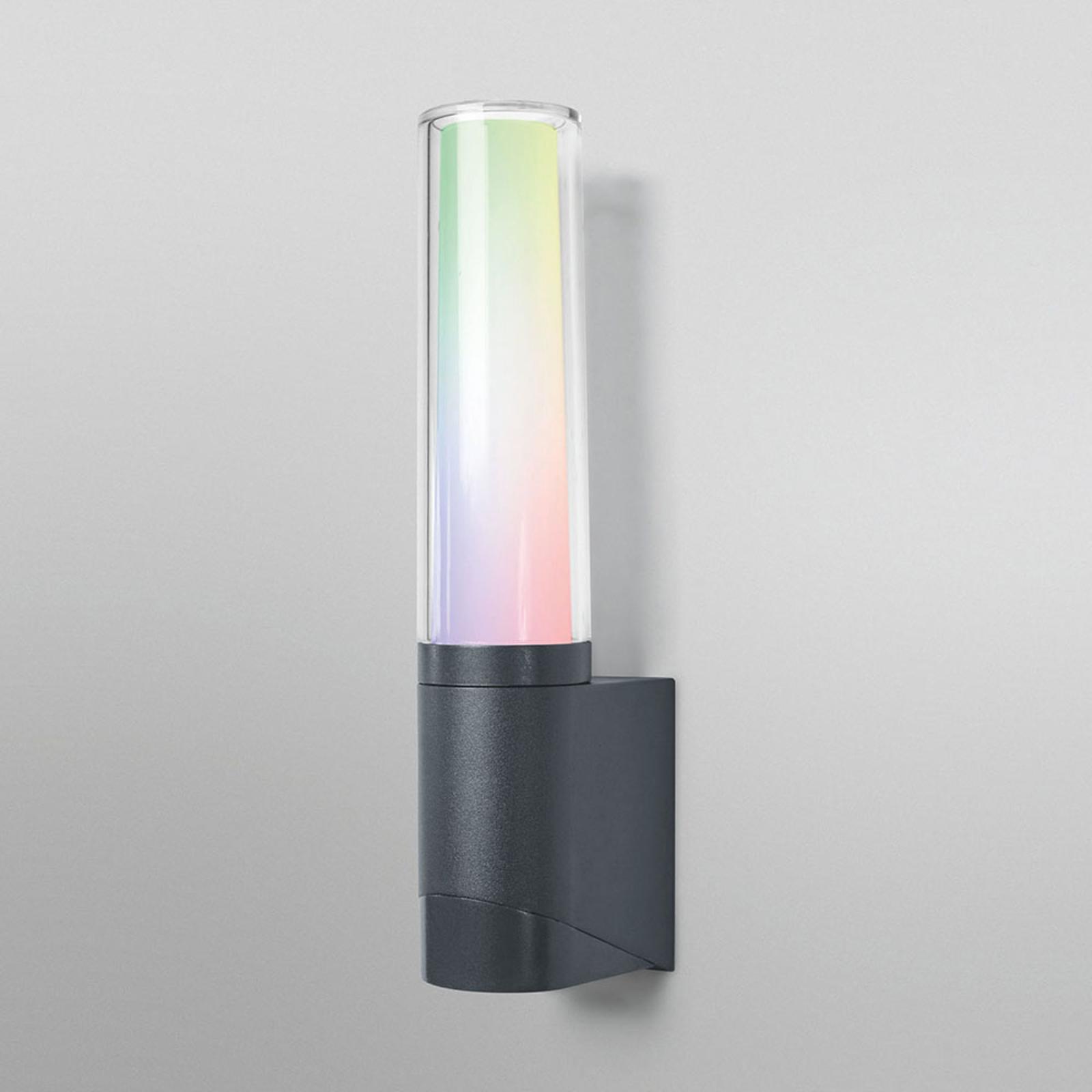 LEDVANCE SMART+ WiFi Flare ud. LED-væglampe RGBW