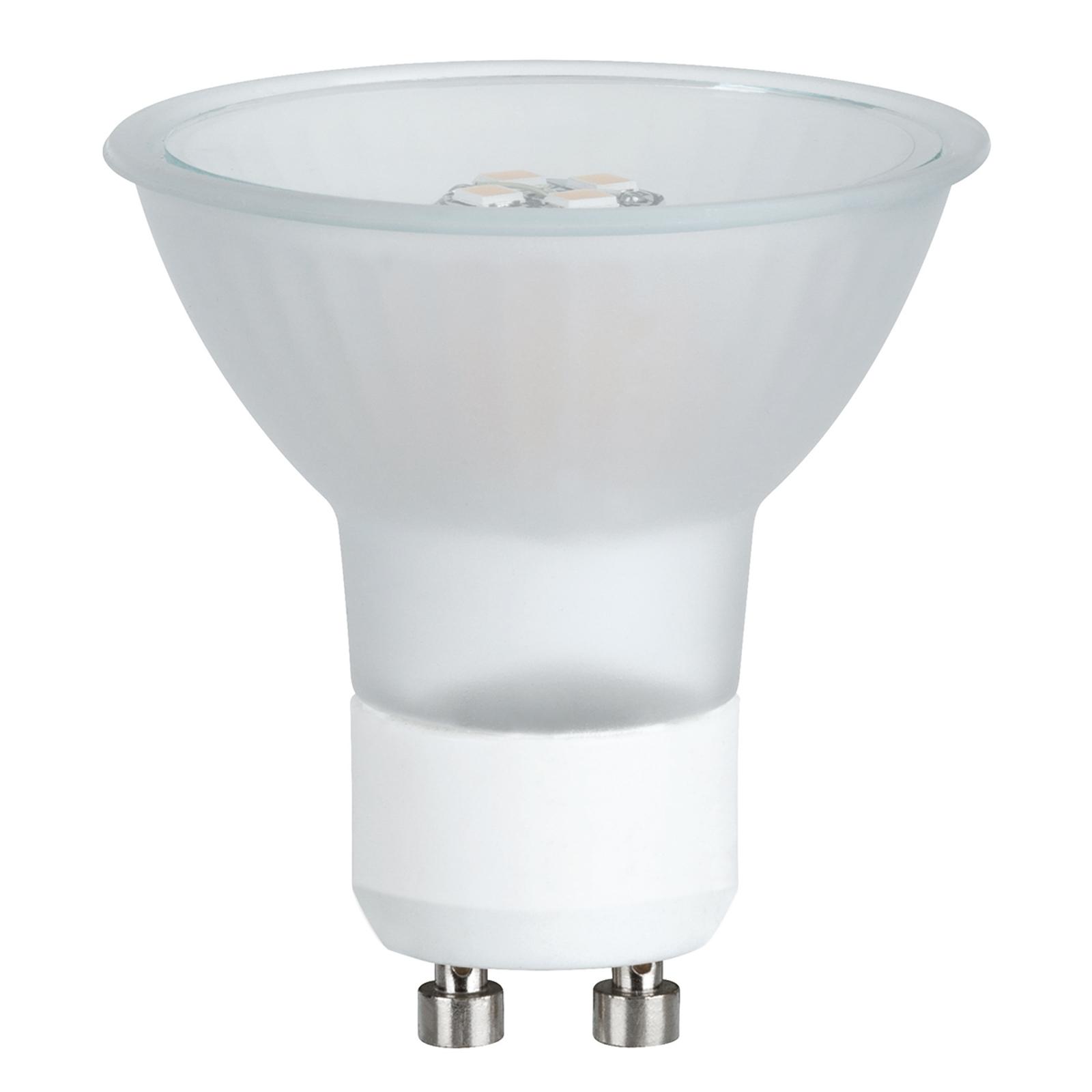 LED à réflecteur GU10 3,5W 827 MAXIFLOOD softopal