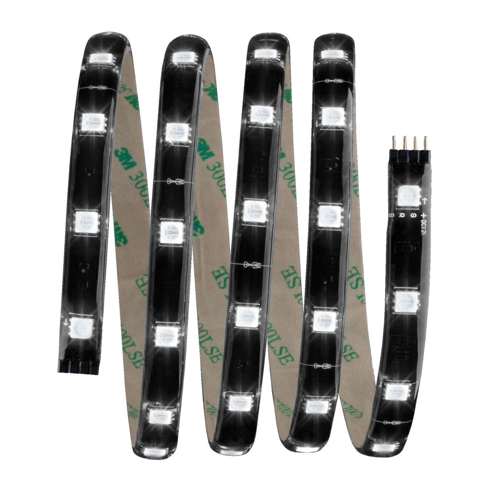 Paulmann YourLED Basis-Set LED-Strip RGB 1,5m