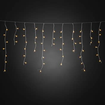 LED-lysforheng Underkjølt regn, app-kontrollerbar