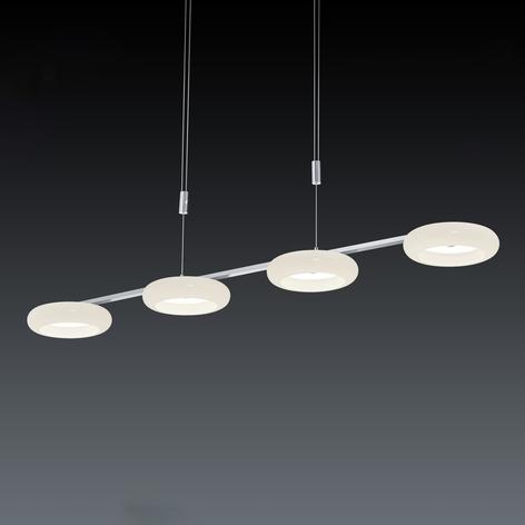 BANKAMP Centa sospensione LED 4 luci