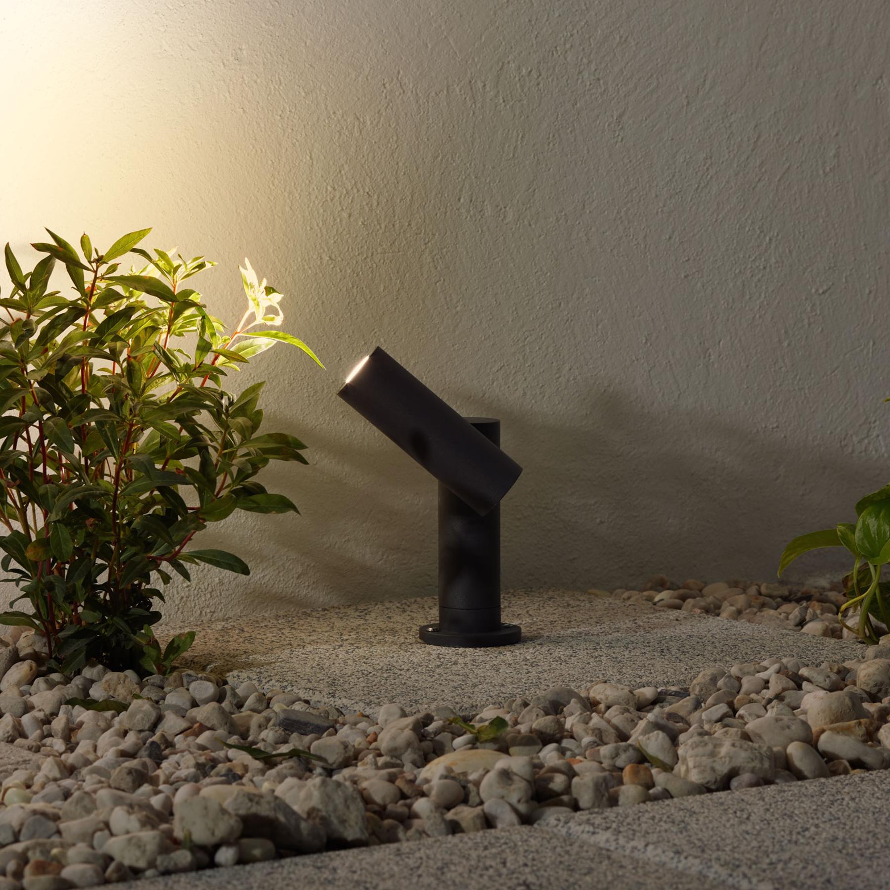 Lampe pour socle LED Narea, réglable, 14cm