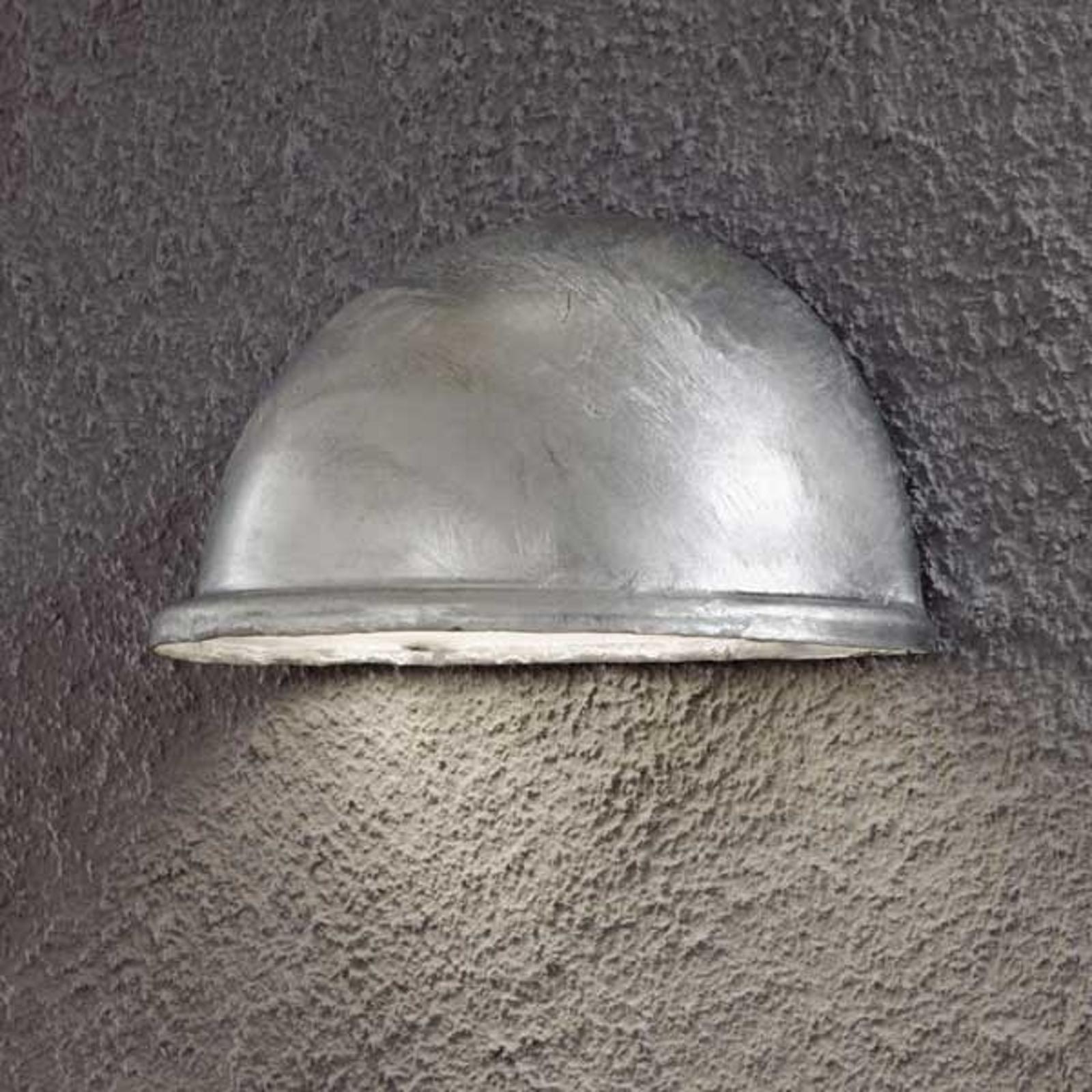 Mooie buitenwandlamp TORINO E14, gegalv.