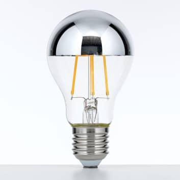 LED-Kopfspiegellampe E27 7W warmweiß, dimmbar