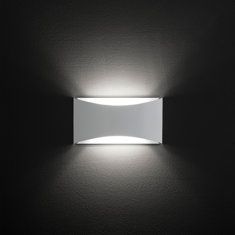 Oluce Kelly applique LED con up/downlight