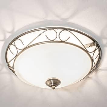 Anneke - romantická, hravě působící stropní lampa