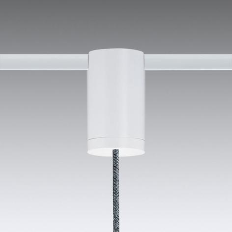Flex-Pendel-Adapter für URail-Schienensystem, weiß