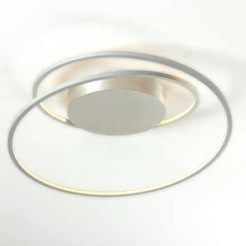 Plafonnier LED fascinant At en aluminium