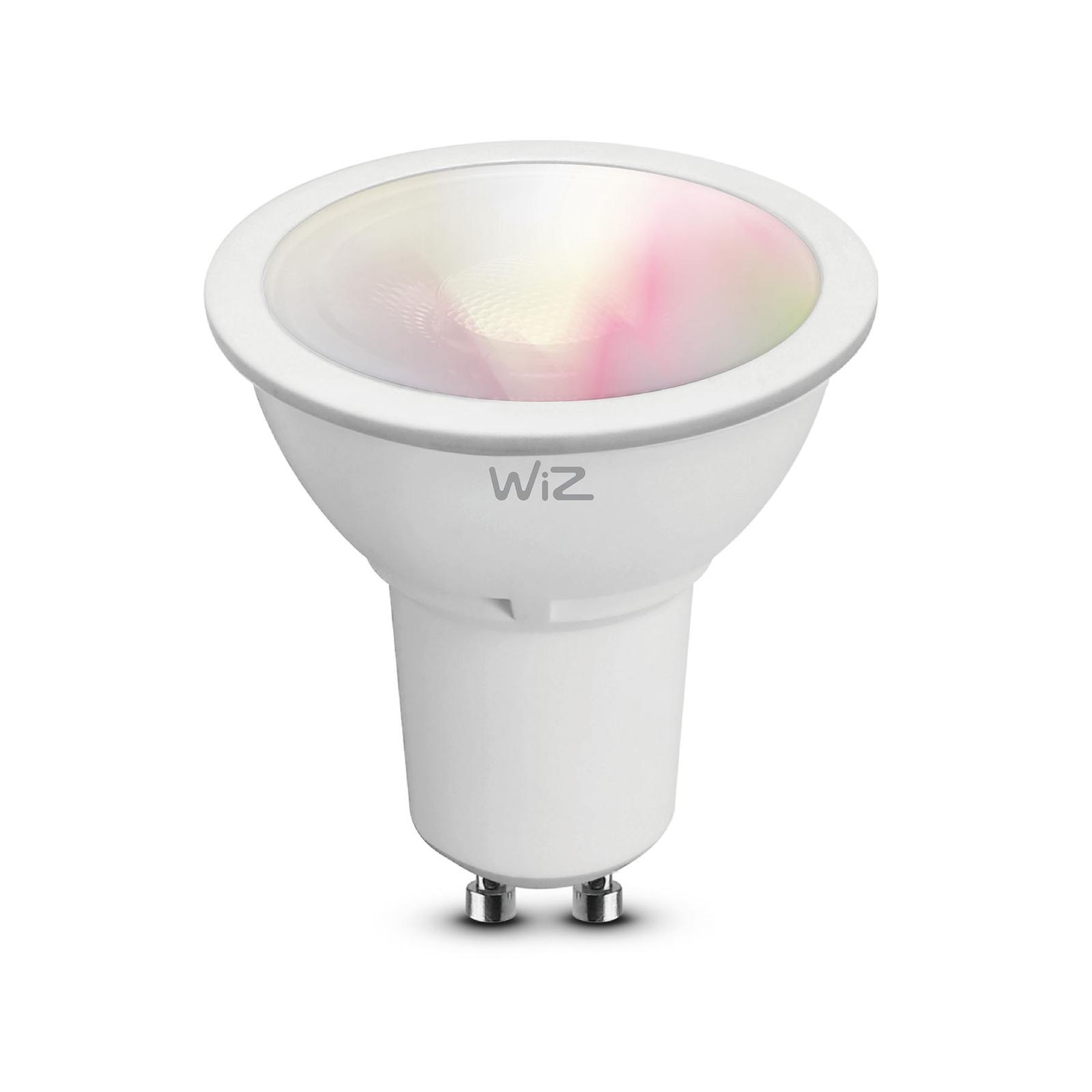 WiZ Colors reflektor LED GU10 5,5W RGBW