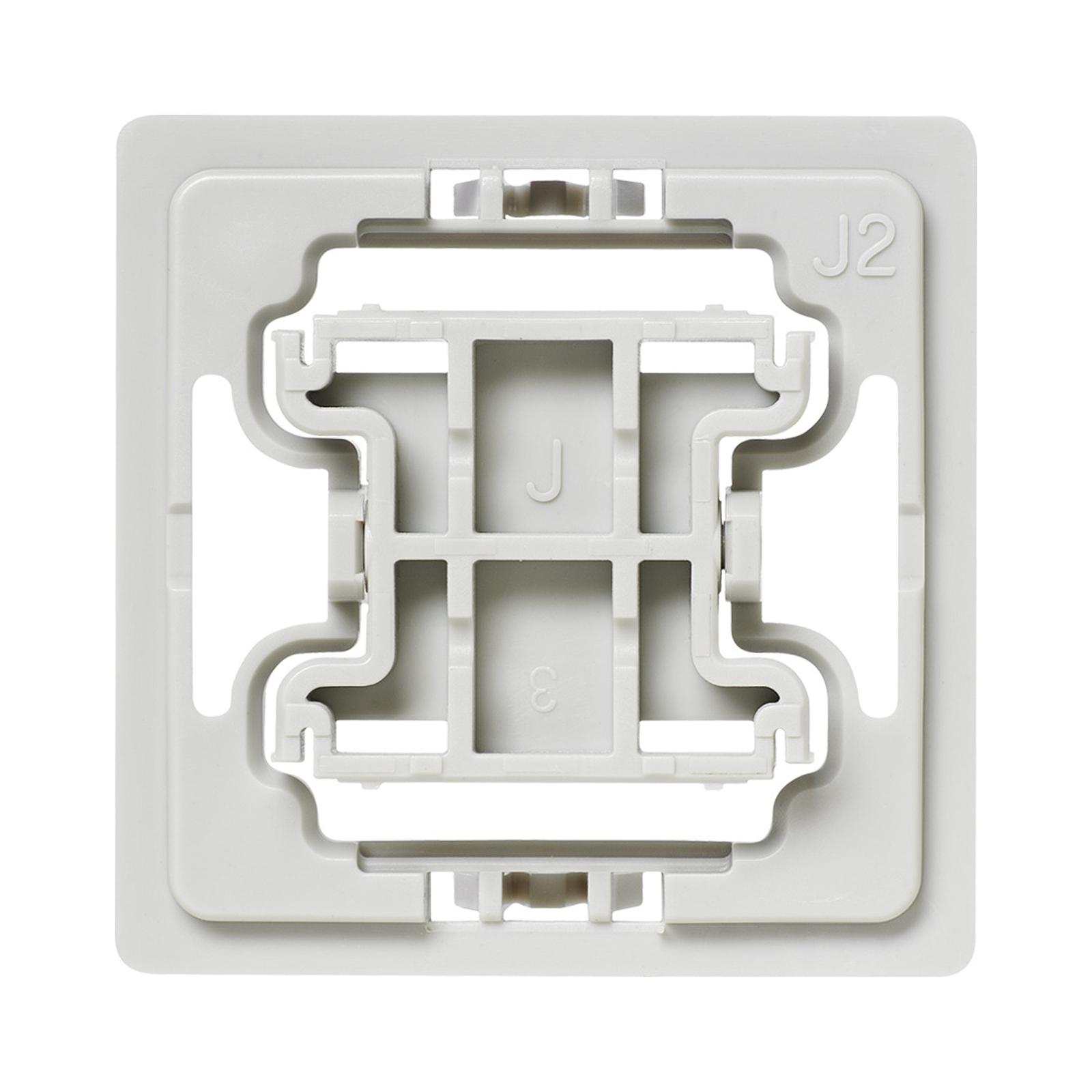 Homematic IP adaptateur interrupteurs Jung J2 20x