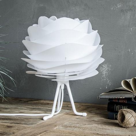 UMAGE Carmina Mini Tischleuchte Tripod base weiß