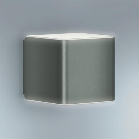 STEINEL L 840 LED iHF udendørs væglampe, antracit